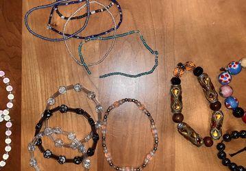 Bracelet Bonanza - All Are Stretchy for Sale in Seattle,  WA