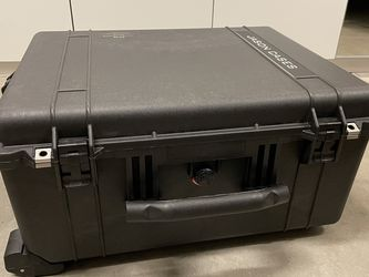 Sony FS5 Camera Case (Pelican Case) by Jason Cases for Sale in Glendora,  CA