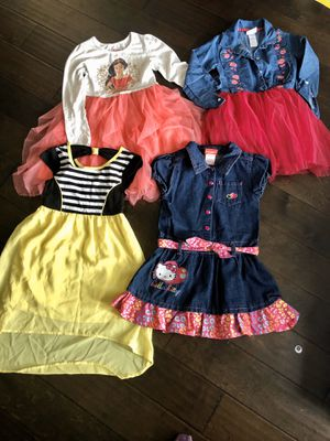 Lot of Girls size 6 and 6X dresses for Sale in Selma, TX