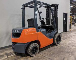 "Toyota forklift diesel ""2o15 for Sale in Denver, CO"