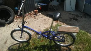 Sun folding bike for Sale in Tarpon Springs, FL