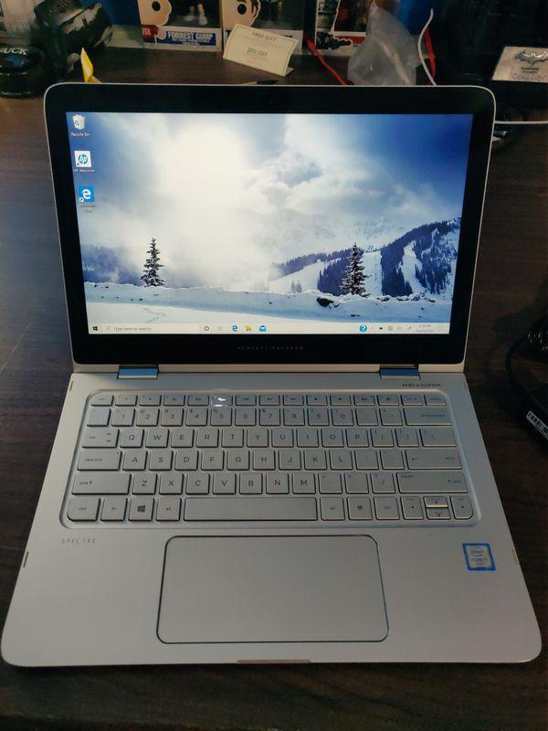 HP Spectre x360 13-4103dx 13.3in. 256GB, Intel Core i7 6th Gen 2.50 GHz