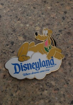 DISNEY TRADING PIN - PLUTO NOT IN PACKAGE for Sale in Everett, WA