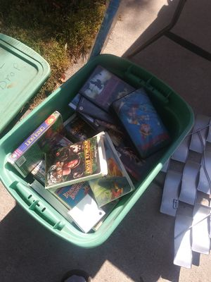Disney Vhs for Sale in Indianapolis, IN