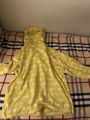 FTP Anorak Rain coat Size XL for Sale in Rockville, MD