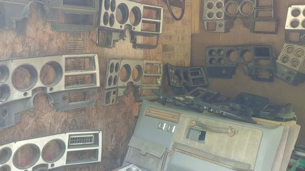 Chevy C10 Truck parts