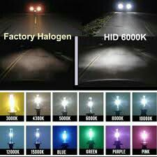 Hid conversion lights kit luces- led headlight bulbs kit - 9006 h11 h9 9007 h13 h1 h4 h7 any size - chevy malibu impala gmc Yukon Tahoe Silverado for Sale in Phoenix, AZ