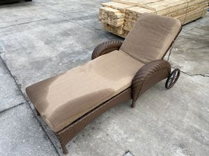 2 Outdoor furniture lounge chairs for Sale in Palm City, FL