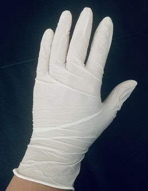 Látex gloves, guantes for Sale in Miami, FL
