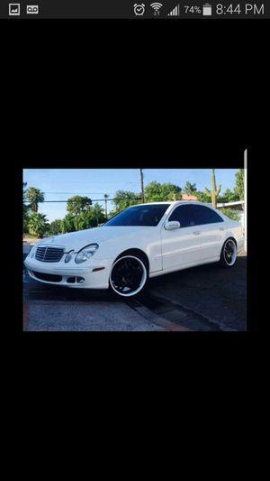 Mercedes Benz E320 for Sale in Phoenix, AZ