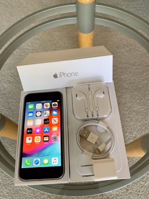 iPhone 6 Plus factory unlocked 128GB available in Gold/ Black/ Silver for Sale in Glenview, IL