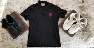 Gucci shoes, shirt & hat for Sale in Wheaton, MD