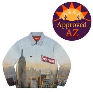 Supreme Aerial Tapestry Jacket for Sale in Peoria, AZ