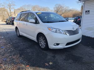 2011 Toyota Sienna Limited for Sale in Worcester, MA