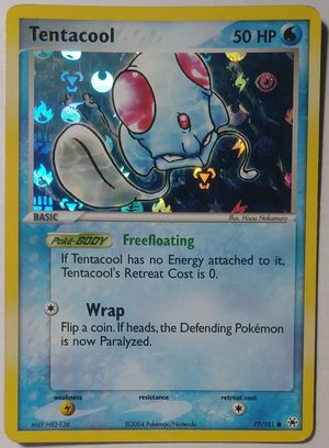 Pokemon - Tentacool for Sale in Haines City, FL