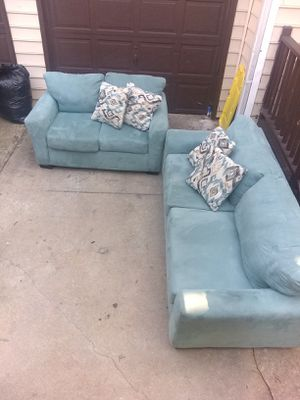 Sofa and loveseat for Sale in Stone Mountain, GA