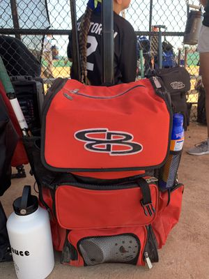 Boombah rolling softball bag for Sale in Plantation, FL