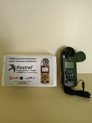 Kestral with HORUS ATRAG ballistic software for Sale in Oakland, CA