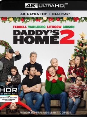 DADDY'S HOME 2 (UHD 4K VUDU) digital movie code. Instant delivery! Free Shipping! (DC4) for Sale in New York, NY