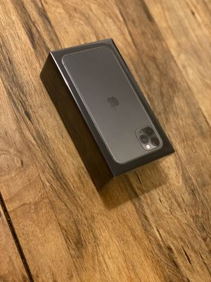 Apple iPhone Pro Max 64 GB * Brand New * for Sale in Chicago, IL