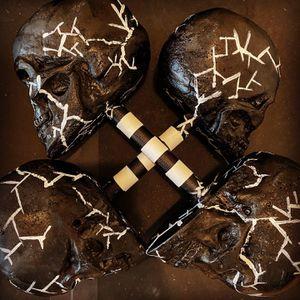 30 lb pair of skull dumbbells for Sale in Renton, WA