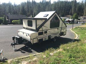 2018 Flagstaff Camper Trailer for Sale in Spokane, WA