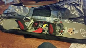 Snowboard boots bindings and bag for Sale in Fresno, CA