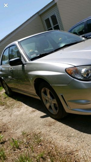 2006 subaru impreza 2.5i for Sale in Pittsfield, NH