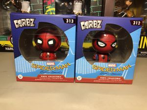 Dorbz Funko Spider Man Homecoming Action Figure Collectible for Sale in Carson, CA