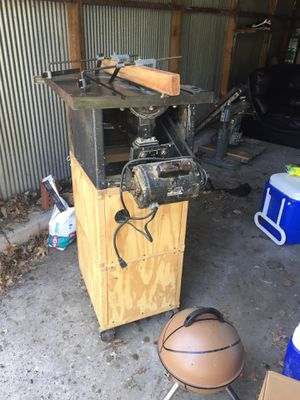 Table saw great condition for Sale in Cleveland, OH