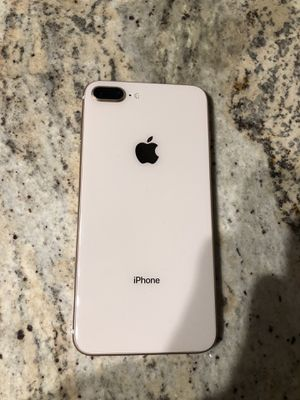 Iphone 8 plus Att/Cricket/straight talk for Sale in Roswell, GA
