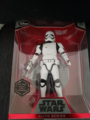 star wars elite series first order stormtrooper officer for Sale in Hayward, CA
