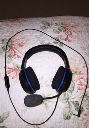 Turtle Beach Headset with mic (Barely used) for Sale in Fairfax, VA