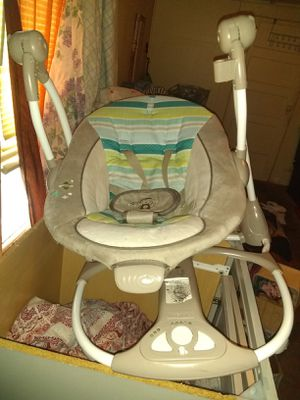 Baby swing for Sale in Farmville, NC