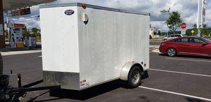 Bravo 6x10 Enclosed Trailer for Sale in Greenwood, DE