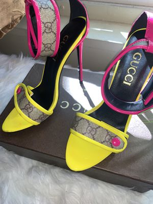 Gucci high heel Size 7 for Sale in Brooklyn, NY
