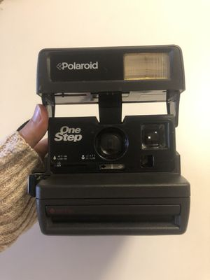 Polaroid One Step Film Camera for Sale in Enfield, CT