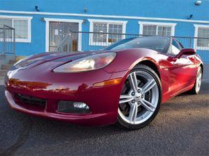 2008 Chevy corvette for Sale in Tucson, AZ
