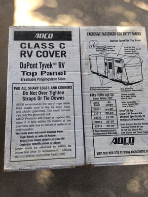 RV cover for Sale in Anaheim, CA