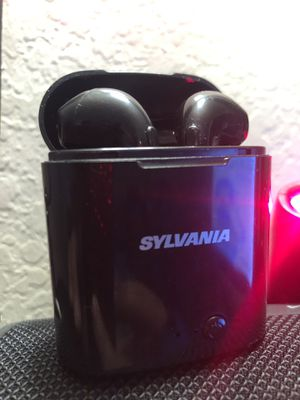 Earbuds sylvania for Sale in Grand Prairie, TX