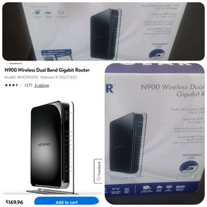 Router and Modem for Sale in Las Vegas, NV
