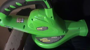 Greenworks 40v blower for Sale in Phoenix, AZ