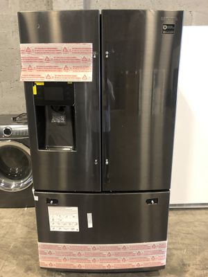 Samsung 24.6 cu. Ft. With full 1 year warranty take home by financing $39 down for Sale in Miami, FL