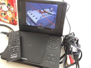 Portable Sony DVD Player ***L@@K*** for Sale in Millmont, PA