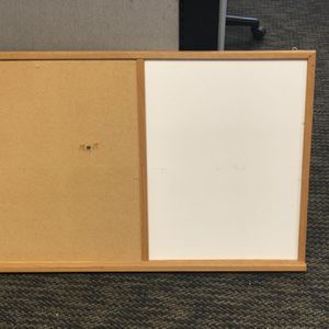 Cork Board With Dry Erase for Sale in Naperville, IL