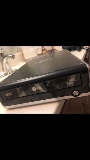 LG external super DVD rewriter for Sale in Laveen Village, AZ