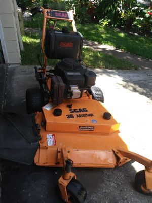 SCAG 36 ADVANTAGE Walk-Behind Mower for Sale in Altamonte Springs, FL