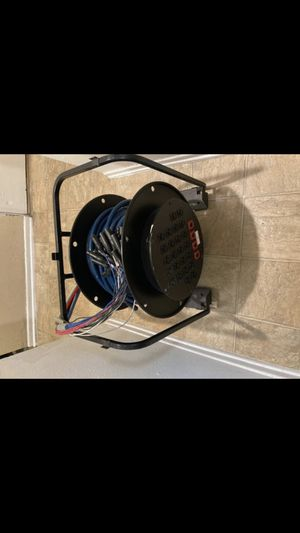 Xlr cable audio snake 100ft for Sale in Santa Ana, CA