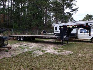 Big Tex Gooseneck (PENDING) for Sale in Bellview, FL