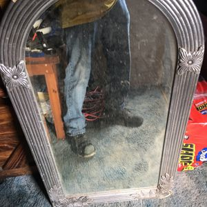 Vintage 3 foot mirror only $30 firm for Sale in Severn, MD